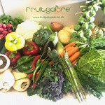 Large Festive Vegetable Box (FGX 14) 6-8 people